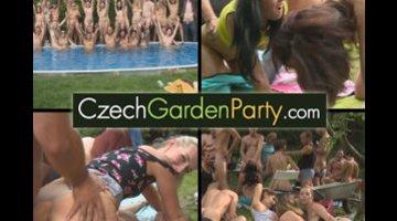Chech Garden Party