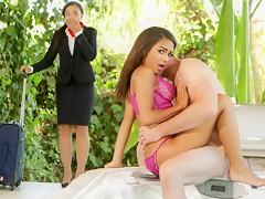 Adriana Maya In Layover Scene 01 Eroticax