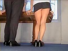 Hot secretary voyeur images 399