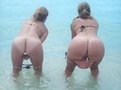 Extra fat nude women